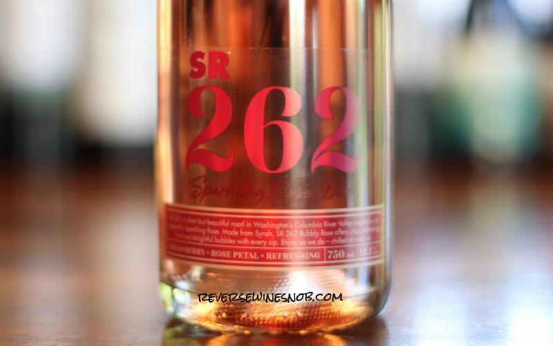 SR262 Sparkling Rosé – The Road To Refreshment
