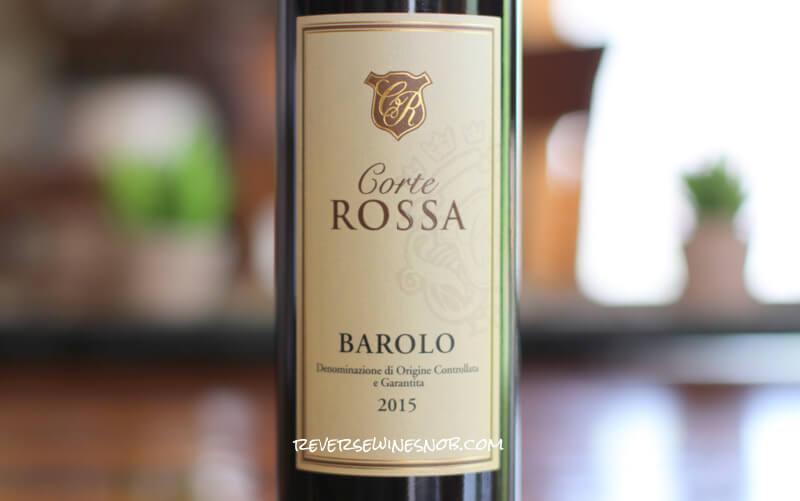 Corte Rossa Barolo – Budget Barolo!