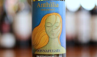 Donnafugata Anthilia Sicilia Bianco - A Succulent Sicilian