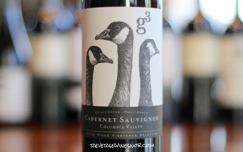 g3 Cabernet Sauvignon - Gorgeous
