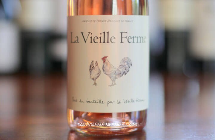 La Vieille Ferme Rosé - Fresh, Easy and Cheap