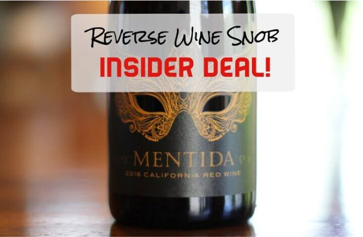 INSIDER DEAL! Onesta Mentida Red Blend - Pure Deliciousness