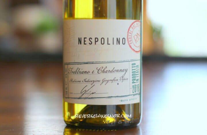 Poderi dal Nespoli Nespolino Bianco – Simple but Good