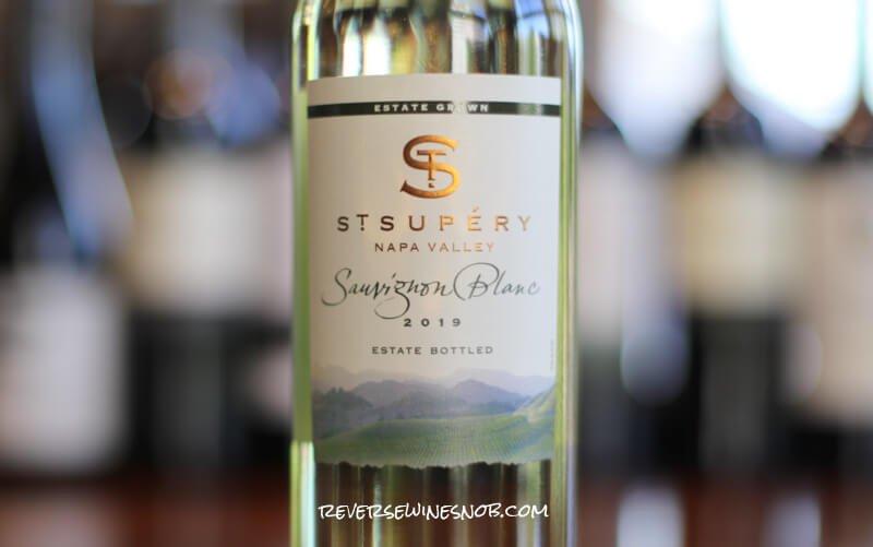St Supery Napa Valley Sauvignon Blanc - Truly Delicious