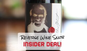 INSIDER DEAL! Stoke's Ghost Petite Sirah - Sure To Cure What Ails You