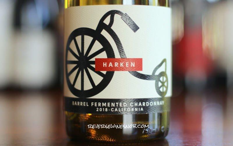 Harken Barrel Fermented Chardonnay - Deliciousness is Calling