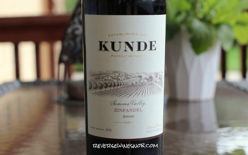 INSIDER DEAL! Kunde Sonoma Valley Zinfandel – Delightful!