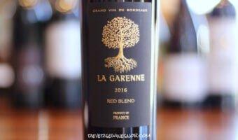 La Garenne Red Blend - Bordeaux on the Cheap