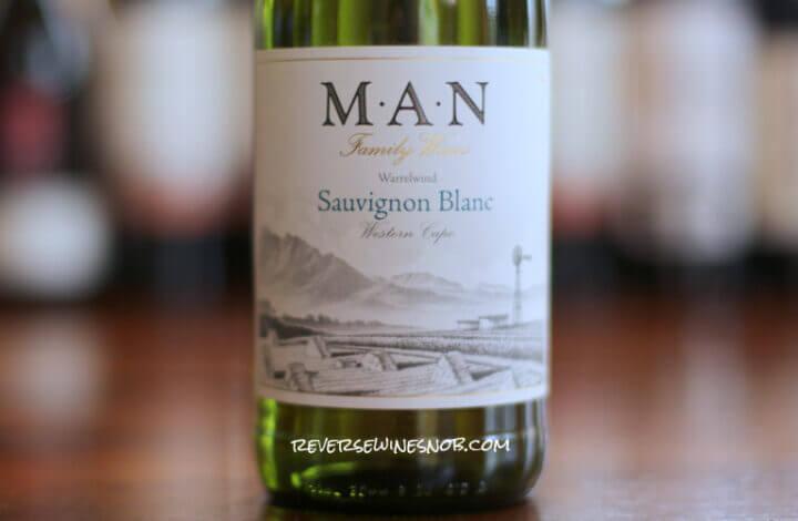 MAN Warrelwind Sauvignon Blanc - A Refreshing Find