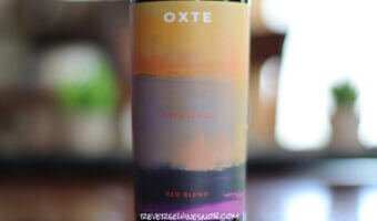 Oxte The Silence Red Blend – Good Advice and A Good Buy