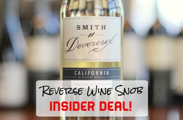 INSIDER DEAL! Smith Devereux White Blend - Quaffability Defined