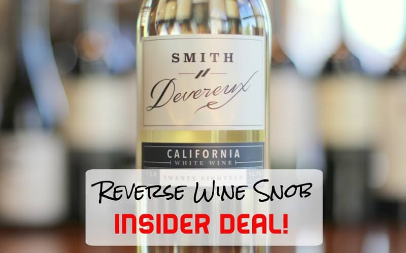 INSIDER DEAL! Smith Devereux White Blend - Quaffability Defined
