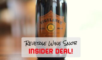 INSIDER DEAL! Vigilance Cimarron - One Finely Crafted Cuvée