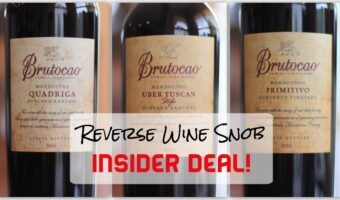 INSIDER DEAL! Brutocao Mixed Italians - A Tantalizing Trio!