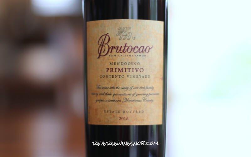 2016 Brutocao Primitivo Insider Deal