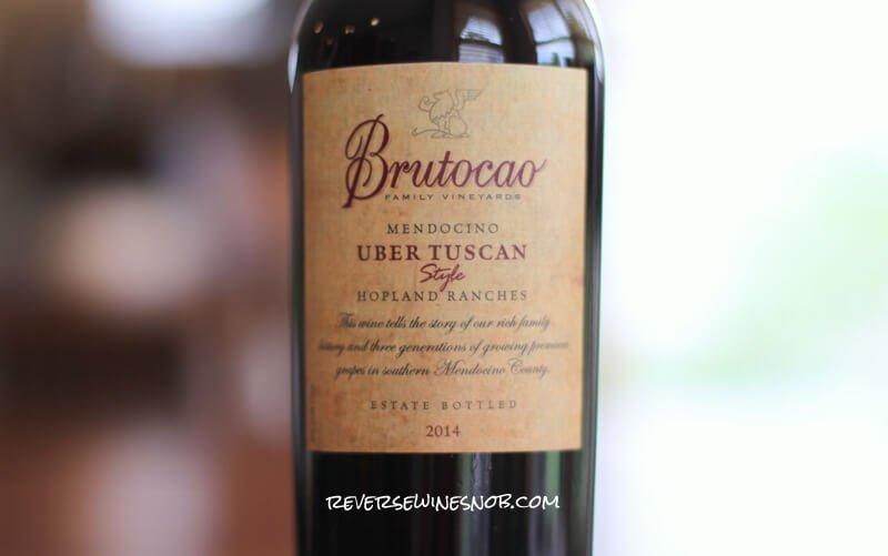 2014 Brutocao Uber Tuscan Insider Deal