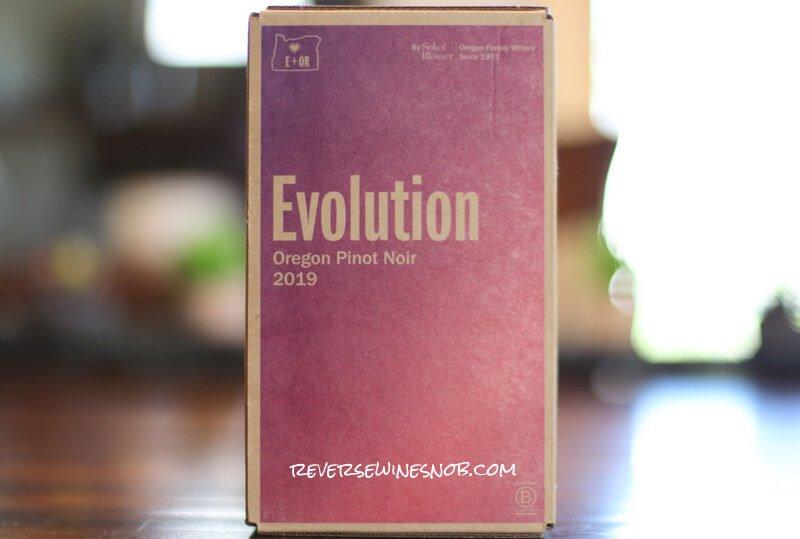 Evolution Oregon Pinot Noir - My Kind of Box