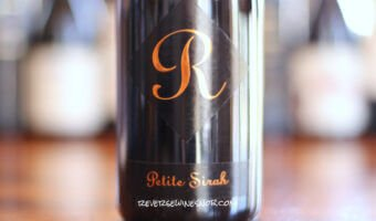 Jeff Runquist Petite Sirah - Delectable