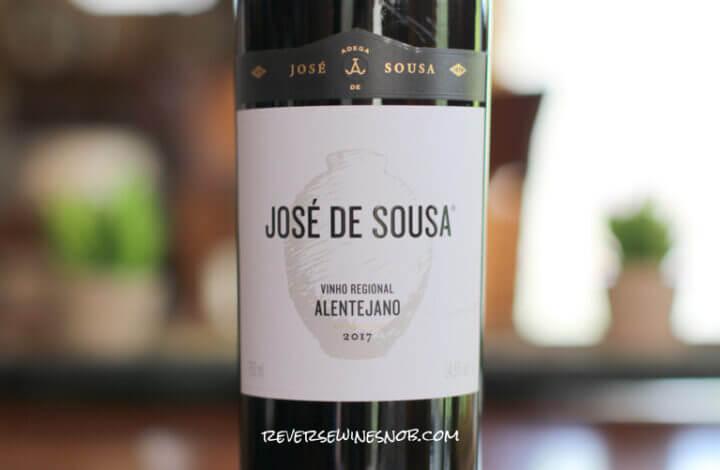 Jose de Sousa Red – Deeply Delicious