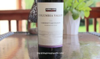 Kirkland Signature Columbia Valley Cabernet Sauvignon – A $9 No-Brainer