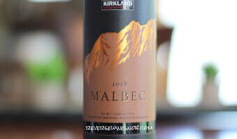 Kirkland Signature Malbec - Solid For $7