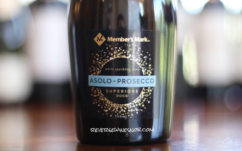 Member's Mark Asolo Prosecco - Budget Bubbly