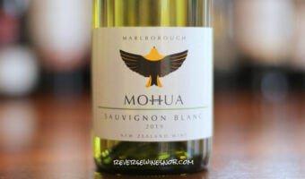 Mohua Sauvignon Blanc - Quite Quaffable