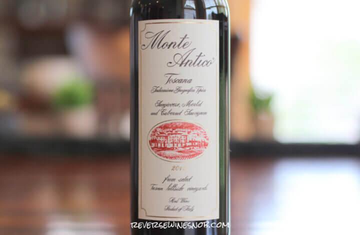 Monte Antico Toscana Rosso - Super