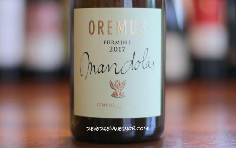 Oremus Mandolas Furmint – Absolutely Lovely
