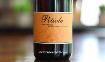 Petiole Pinot Noir - Willamette Valley Pinot on the Cheap