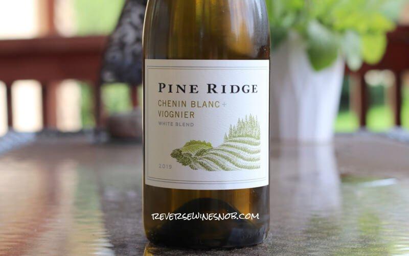 Pine Ridge Chenin Blanc Viognier - Still The King