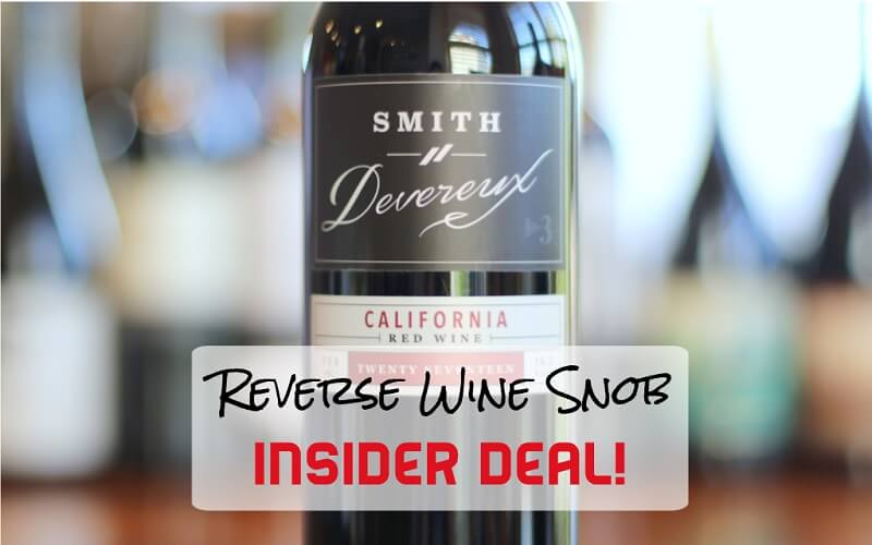 INSIDER DEAL! Smith Devereux No. 3 Red Blend - Triply Good