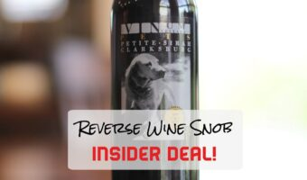 INSIDER DEAL! Vinum Cellars PETS Petite Sirah – Best of Breed