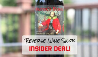 INSIDER DEAL! Writer's Block Cabernet Franc - Something to Write Home About