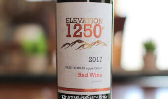 Elevation 1250 Paso Robles Red Wine – Highly Tasty