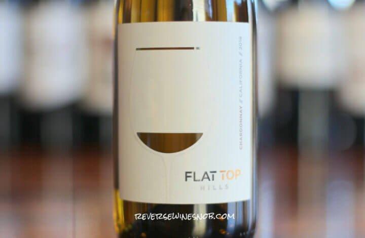 Flat Top Hills Chardonnay - Surprisingly Tasty