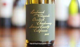 Landmark Vineyards Overlook Chardonnay – Toasty!