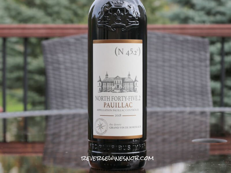 North Forty-Five.2 Pauillac – Pauillac In A Pinch