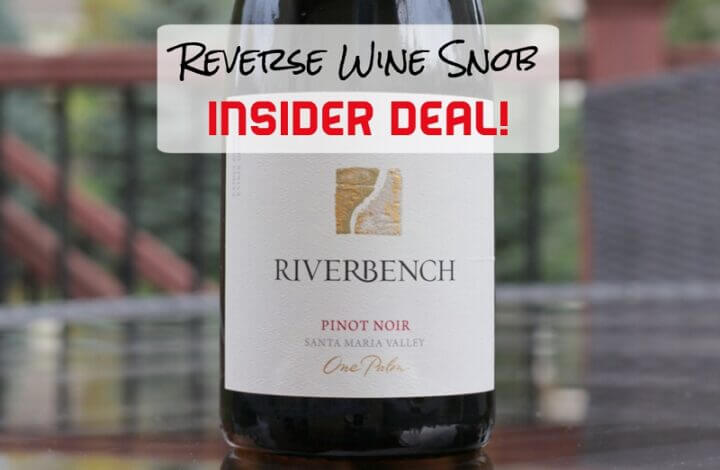 INSIDER DEAL! Save over $20 a bottle on Perfect 10 Pinot!