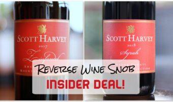 INSIDER DEAL! Scott Harvey Mountain Selection Reds - Peak Value