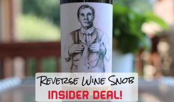 INSIDER DEAL! Donati Family Vineyard The Immigrant - Damn Good Merlot