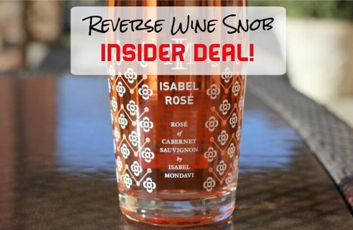 INSIDER DEAL! Isabel Rosé - A Beauty