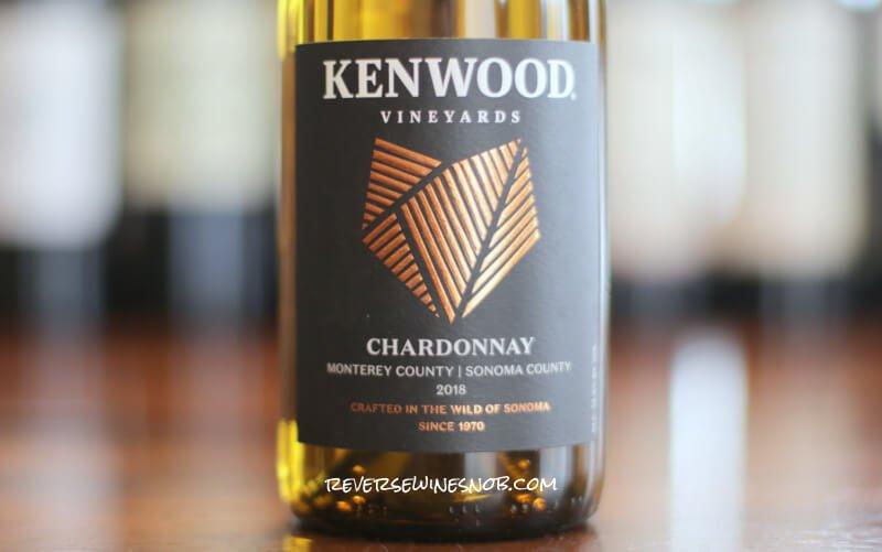 Kenwood Vineyards Chardonnay - Hits The Spot