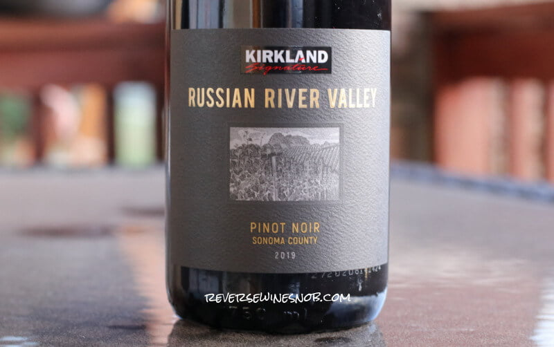 Kirkland Signature Russian River Valley Pinot Noir – Quite Solid