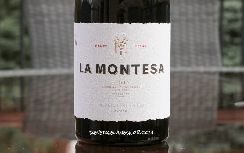 Palacios Remondo La Montesa – Darn Good Garnacha