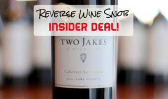 INSIDER DEAL! Two Jakes of Diamonds Cabernet Sauvignon - Exceptional!