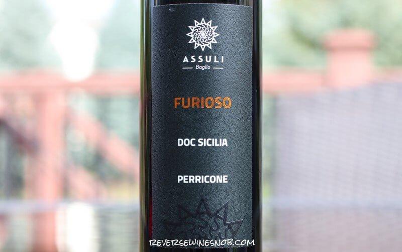Assuli Furioso Perricone – Furiously Good
