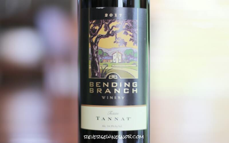Bending Branch Tannat - Explosively Good