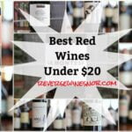2020 Best Red Wines Under $20