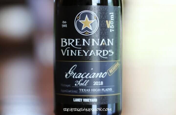 Brennan Vineyards Reserve Graciano - Pure Decadence
